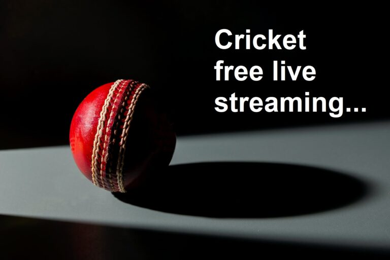 cricket free live streaming